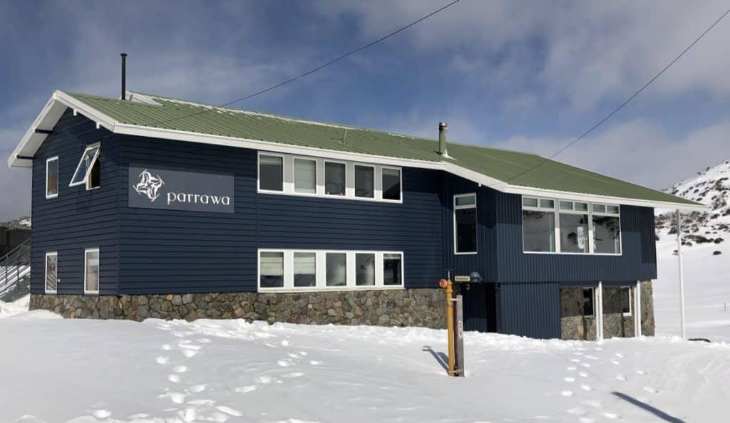 Parrawa Ski Lodge