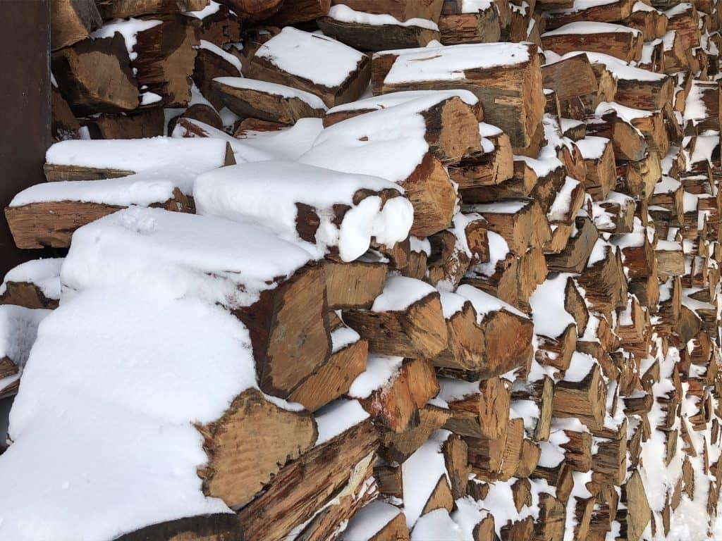 Parrawa Wood Pile